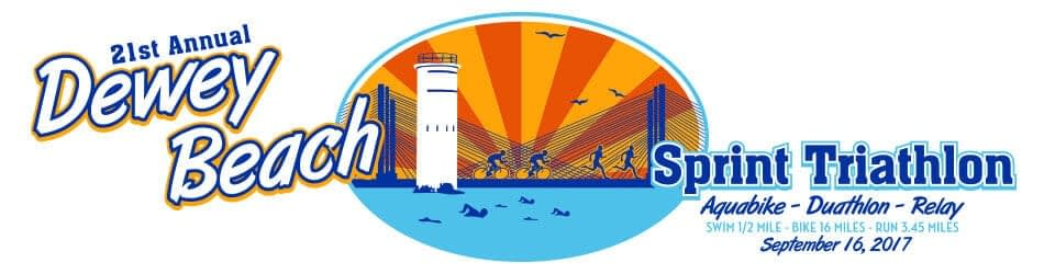 Dewey Beach Sprint Triathlon
