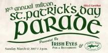 Milton's St. Patrick's Day Parade