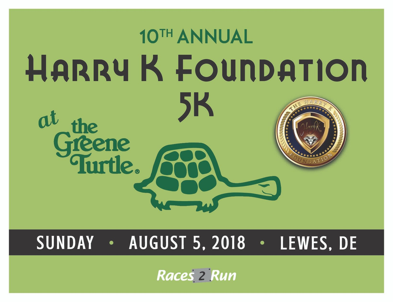 Harry K Foundation 5K