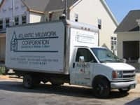 Atlantic Millwork & Cabinetry Delivery Truck