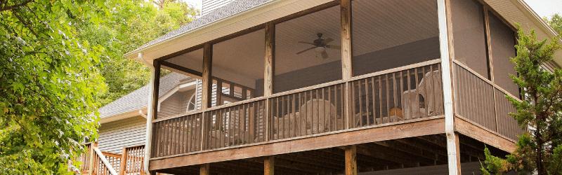 Deck Installation in Delaware