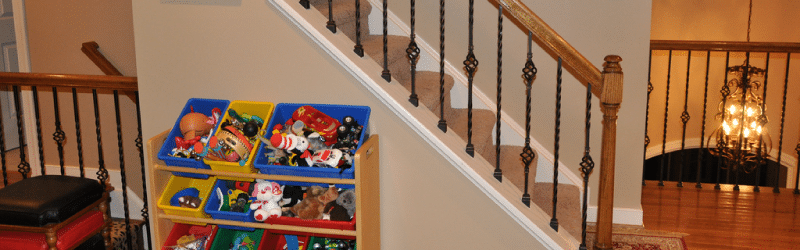 Stair Railing Installations in Delaware